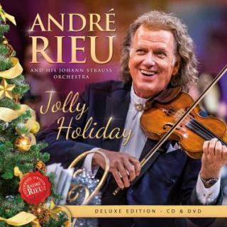 JOLLY HOLIDAY/DVD/DLX - Rieu André [CD album]